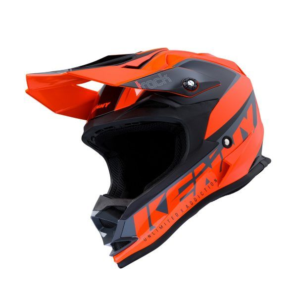 Casti MX-Enduro Copii Kenny Casca Copii Track Neon/Orange 2020