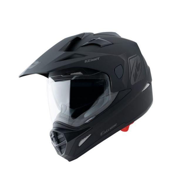 Casti ATV Kenny Casca Moto ATV Extreme Solid Matt Black 2021