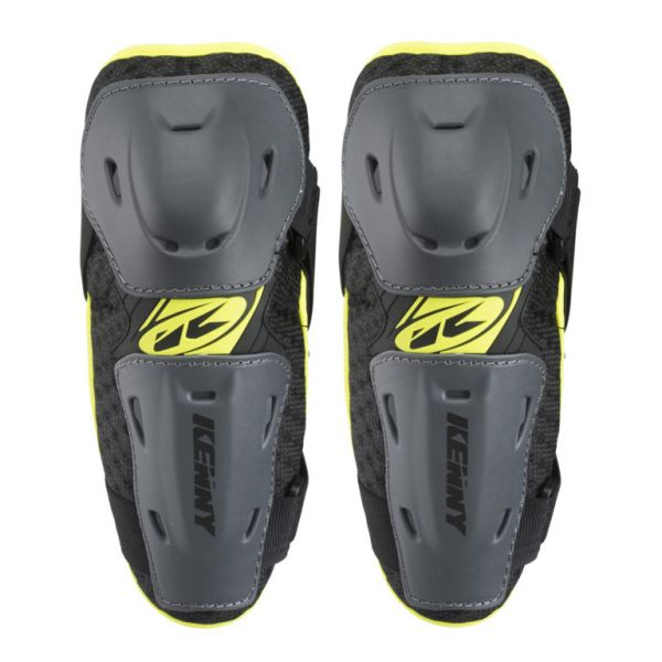 Cotiere Moto Kenny Cotiere Moto MX Black/Yellow