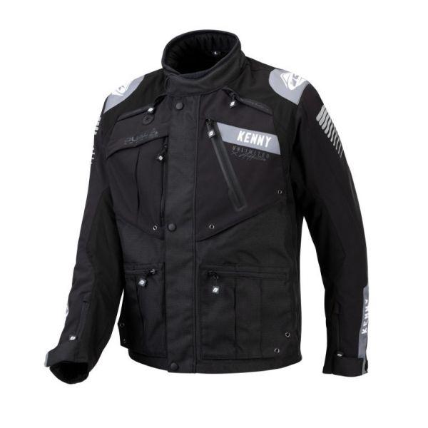 Geci Enduro Kenny Geaca Moto MX Dual Sport Black 2021