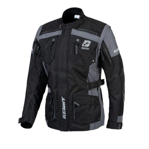 Geci Enduro Kenny Geaca Moto MX Evasion Black 2021