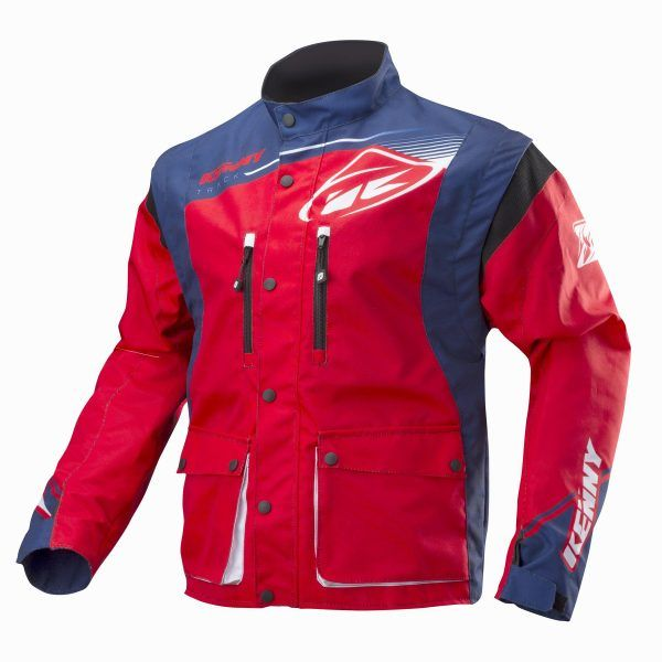 Geci Enduro Kenny Geaca Track Red/Blue S8