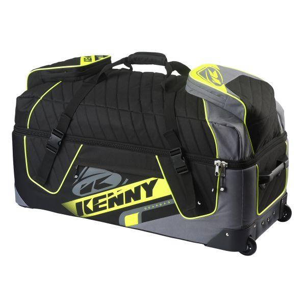 Genti Echipament Kenny Geanta Echipament Trolley Black/Yellow