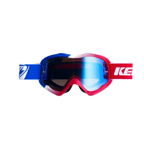Kenny Ochelari Copii Performance S6 Blue/White/Red