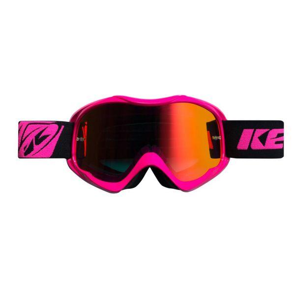 Ochelari MX-Enduro Kenny Ochelari MX Performance S6 Neon Pink