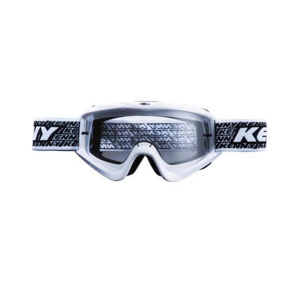 Kenny Ochelari MX Track S6 White