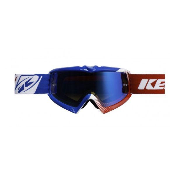 Ochelari MX-Enduro Kenny Ochelari Performance Iridium Blue/Red
