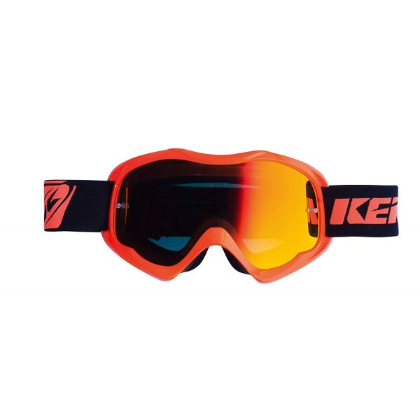 Ochelari MX-Enduro Kenny Ochelari Performance Orange Mirror Lens