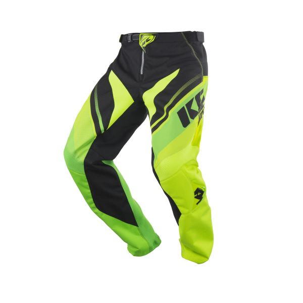 Kenny Pantaloni Copii Track Lime S9