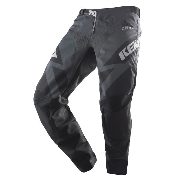 Pantaloni MX-Enduro Kenny Pantaloni Track Black/Gray S9