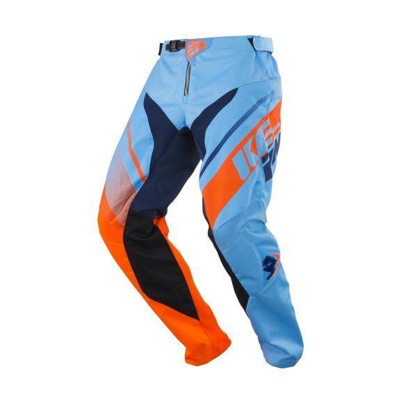 Pantaloni MX-Enduro Kenny Pantaloni Track Blue/Orange S18