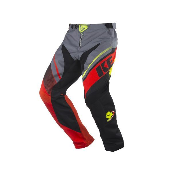 Pantaloni MX-Enduro Kenny Pantaloni Track Grey/Orange S18