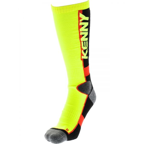 Sosete MX-Enduro Kenny Sosete Mx Enduro Neon/Yellow