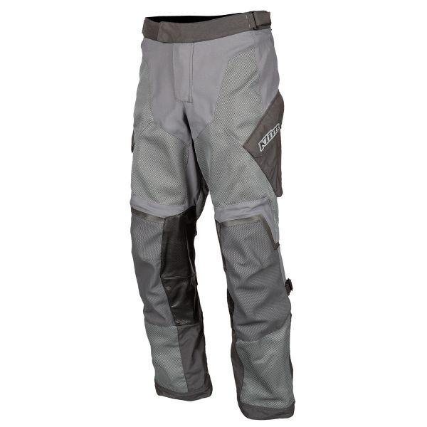 Pantaloni Textil Klim Baja S4 Pant Short Monument Gray 2020