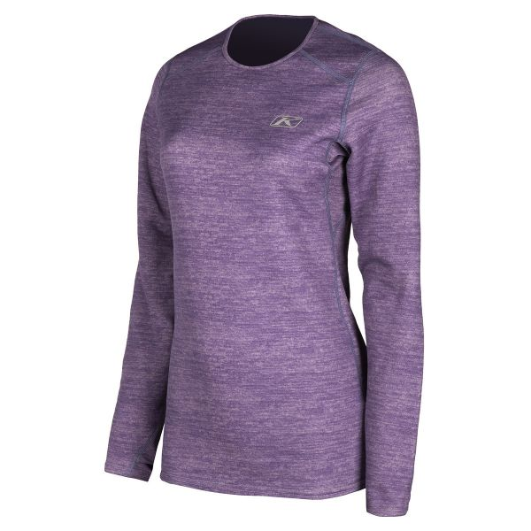 Underlayer Snow Klim Bluza Corp Dama Solstice 1.0 Deep Purple Heather 2020