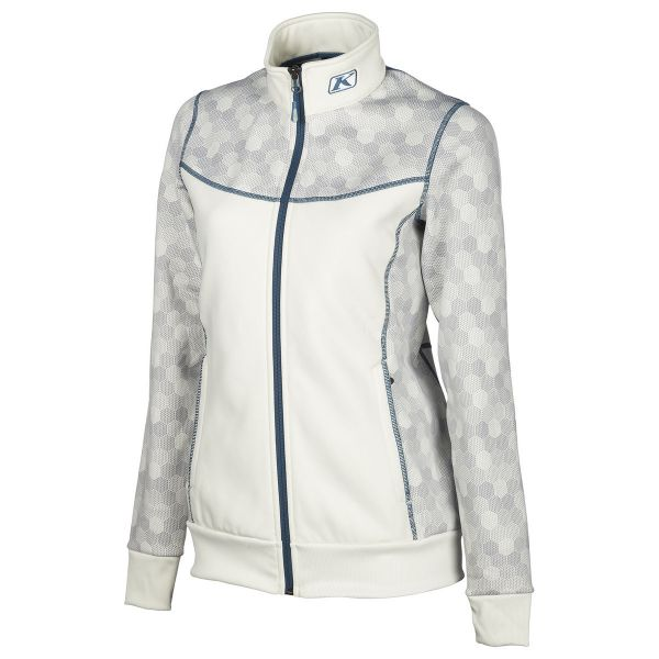 Underlayer Snow Klim Bluza Corp Dama Sundance Light Gray 2020
