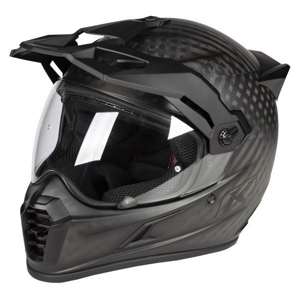 Klim Casca Krios Pro Helmet Ece Arsenal Matte Black 2019