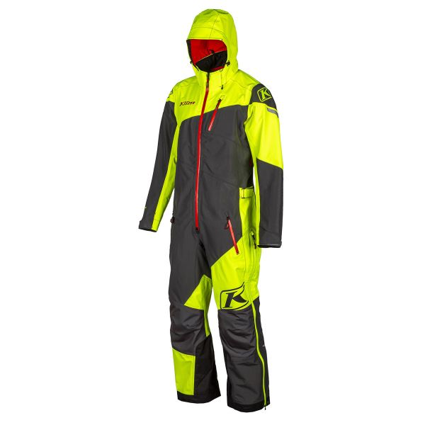 Combinezon Monosuit SNOW Klim Combinezon Non-Insulated Ripsa One-Piece Hi-Vis 2021