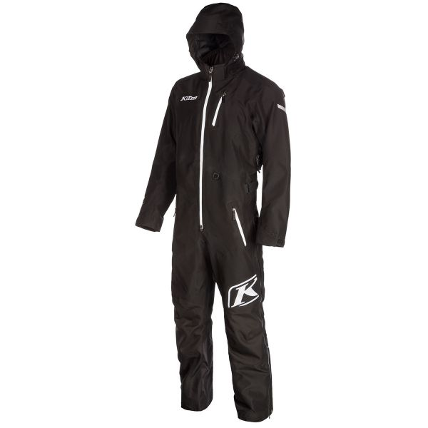 Klim Combinezon Non-Insulated Ripsa One-Piece Black 2021