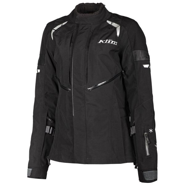 Geci Moto Textil - Dama Klim Geaca Moto Textil Dama Touring Altitude Black 2021