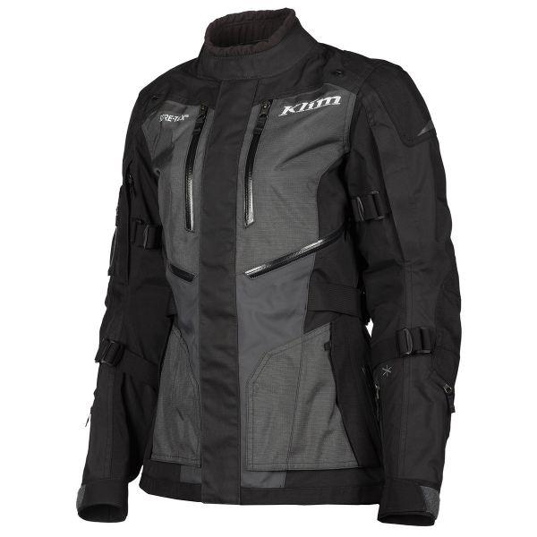 Geci Moto Textil - Dama Klim Geaca Moto Textil Dama Touring Artemis Dark Gray 2021
