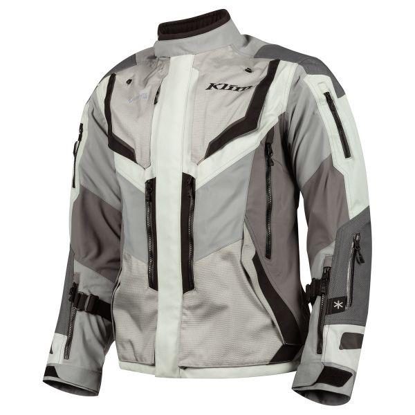Geci Moto Textil Klim Geaca Moto Textil Touring Badlands Pro Cool Gray 2021