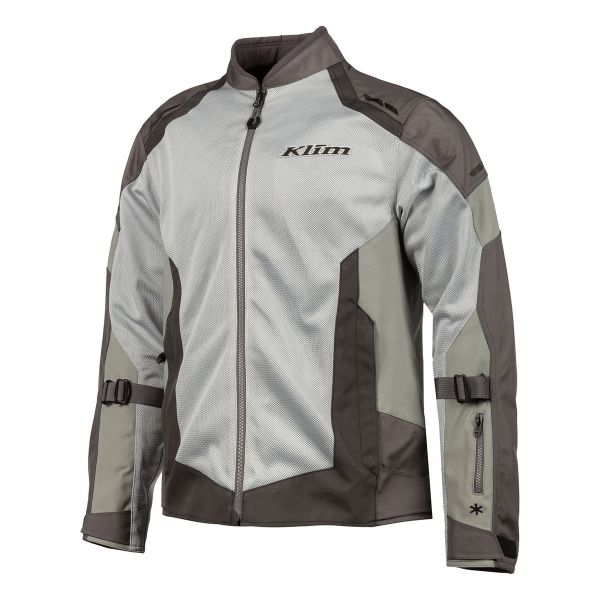 Geci Moto Textil Klim Geaca Moto Textil Touring Induction Cool Gray 2021