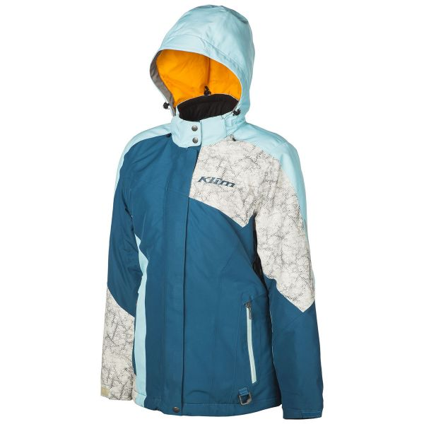 Klim Geaca Snow Dama Allure Blue 2020