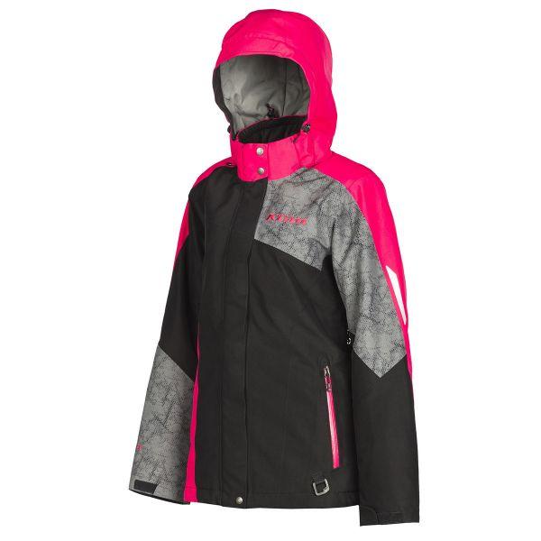 Geci Snowmobil - Dama Klim Geaca Snow Dama Allure Pink 2020