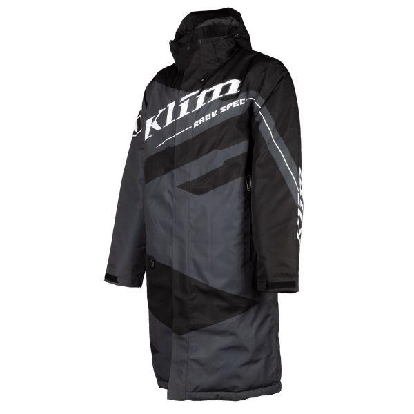 Geci Snowmobil Klim Geaca Snow Insulated Race Spec Pit Coat Black 2021