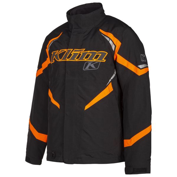 Geci Snowmobil Klim Geaca Snow Keweenaw Strike Orange 2020