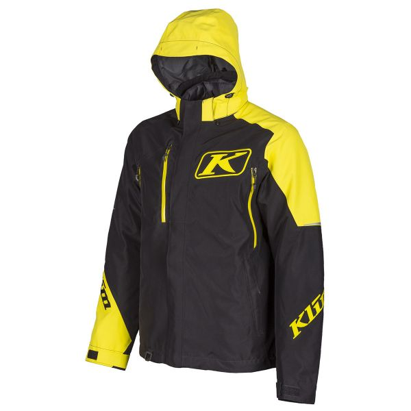 Geci Snowmobil Klim Geaca Snow Kompound Klim Yellow 2020