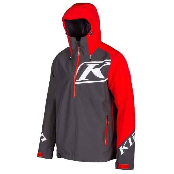 Geci Snowmobil Klim Geaca Snow Powerxross Pullover High Rosk Red 2020
