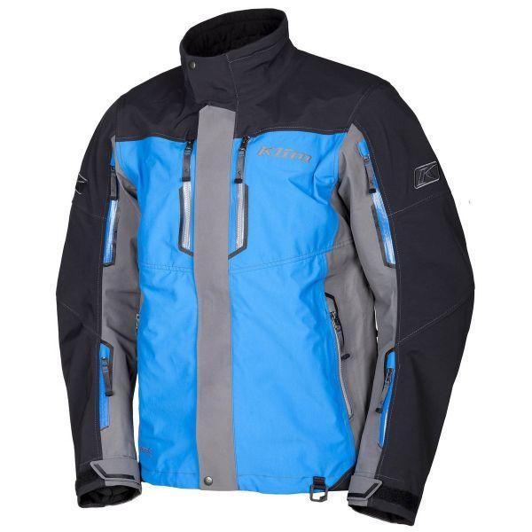 Geci Snowmobil Klim Geaca Snow Valdez Parka Blue 2020