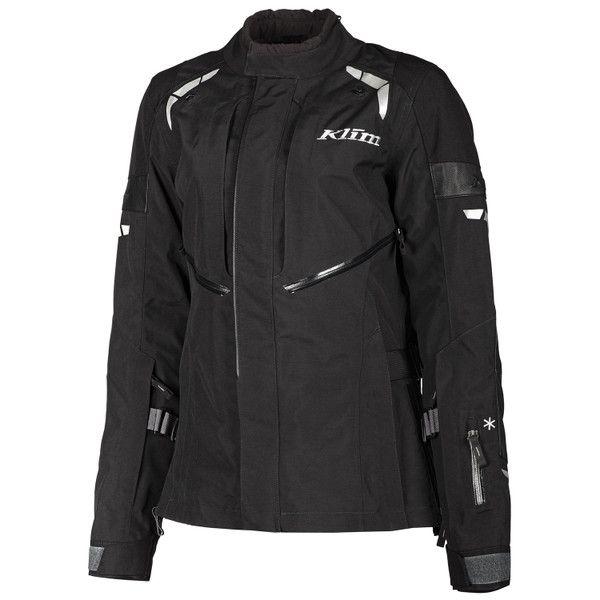 Geci Moto Textil - Dama Klim Geaca Moto Textil Touring Dama Latitude/Europe Black 2021