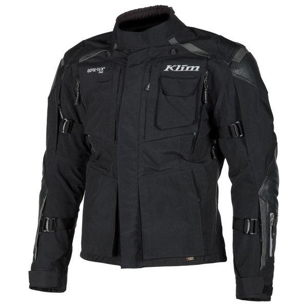 Geci Moto Textil Klim Geaca Moto Textil Touring Kodiak Black Certified CE 2021