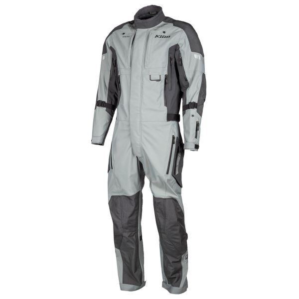 Combo ATV Klim Hardanger One Piece Suit Gray 2020