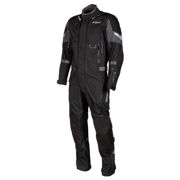 Combo ATV Klim Hardanger One Piece Suit Tall Black 2020