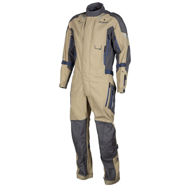 Combo ATV Klim Hardanger One Piece Suit Tan 2020