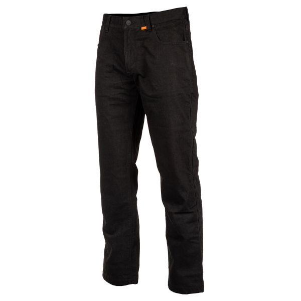 Jeans Moto Klim Jeans K Fifty Riding Tall Black 2020