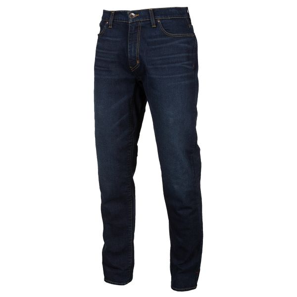 Jeans Moto Klim K Forty 3 Tapered Stretch Denim Indigo 2021