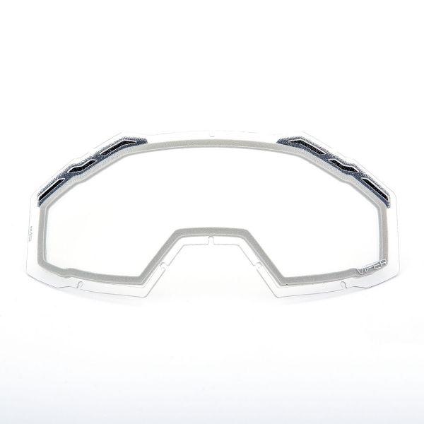 Accesorii Ochelari Klim Lentila Schimb Ochelari Moto MX Viper Pro Dubla Clara 2021