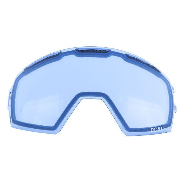 Accesorii Ochelari Snow Klim Lentila Schimb Oculus Blue Tint 2020