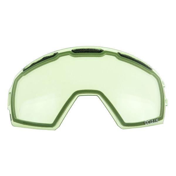 Accesorii Ochelari Snow Klim Lentila Schimb Oculus Light Green Tint 2020