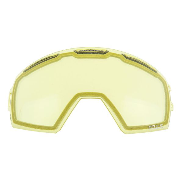 Accesorii Ochelari Snow Klim Lentila Schimb Oculus Light Yellow Tint 2020