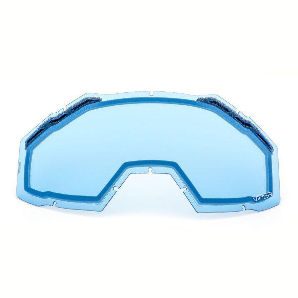 Accesorii Ochelari Snow Klim Lentila Schimb Viper Pro/Viper Blue Tint 2020
