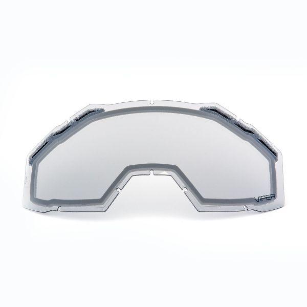 Klim Lentila Schimb Viper Pro/Viper Clear Silver Mirror 2020