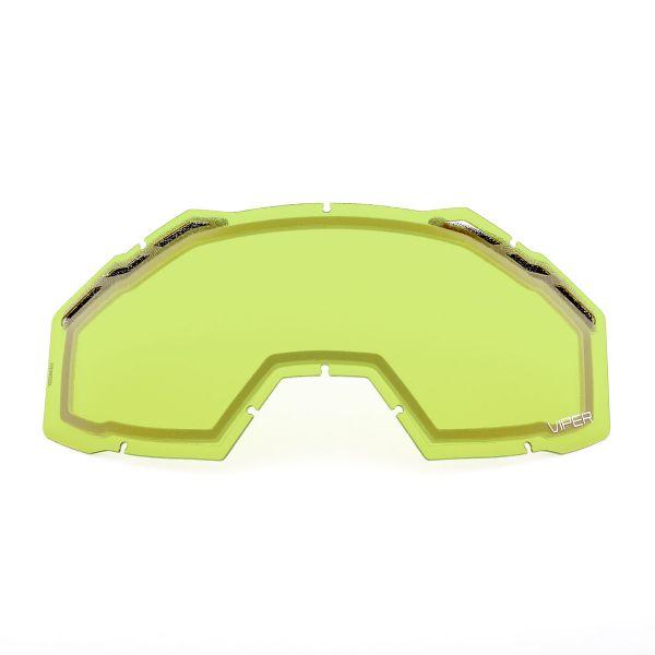 Accesorii Ochelari Snow Klim Lentila Schimb Viper Pro/Viper Light Green Tint 2020