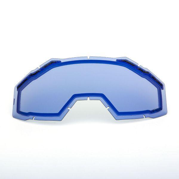 Accesorii Ochelari Snow Klim Lentila Schimb Viper Pro/Viper Light Smoke Blue Mirror 2020