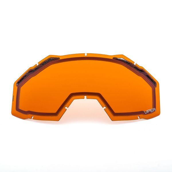 Accesorii Ochelari Snow Klim Lentila Schimb Viper Pro/Viper Orange Tint 2020
